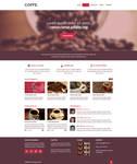 COFFE Web Template