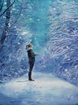 First snow magic