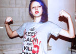 keep calm and kill zombies by idennas
