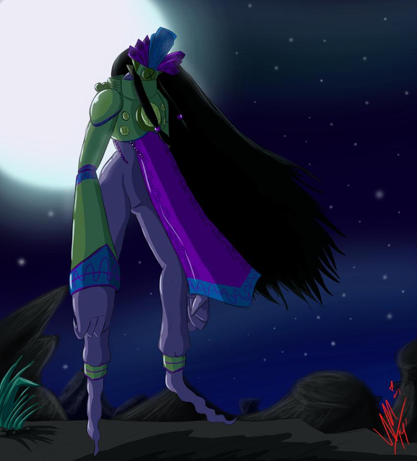 Night Watcher by Umwak