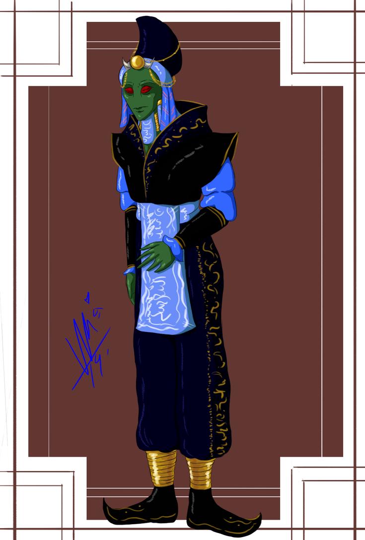 .:AT:. Neimoidian Character Design by Umwak