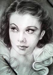 Scarlett O'Hara by YohannaKim