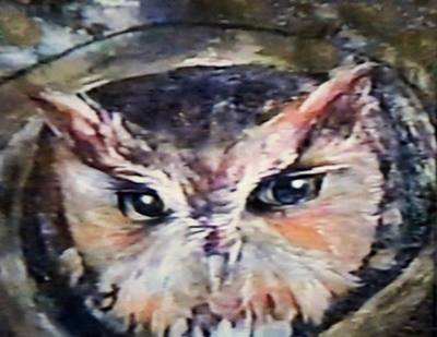 Owl by YohannaKim