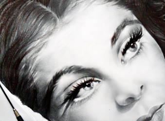 Portrait by YohannaKim