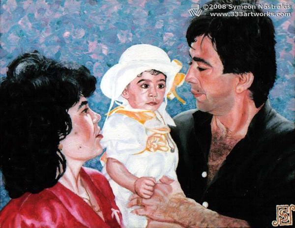 Family Portrait by 333artworks
