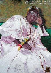 Portrait Of A Nigerian Prince