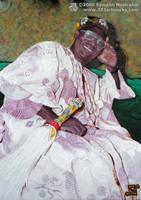 Portrait Of A Nigerian Prince by 333artworks