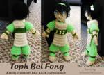 Toph doll