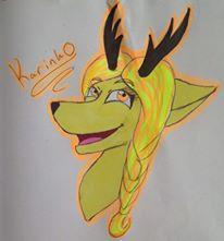 Headshot karinko artist lost by skitz17