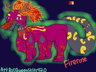 Firerose Angellie myo by skitz17