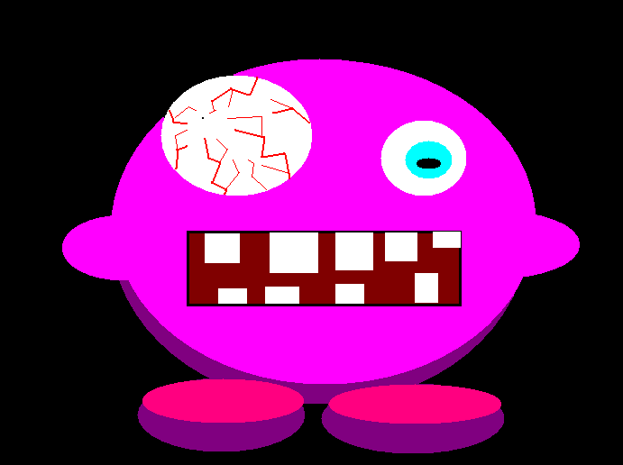 The new cute kirby by cute kirby on deviantart the new cute kirby by cute kirby voltagebd Gallery