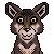 Wolf Icon by RockyGems