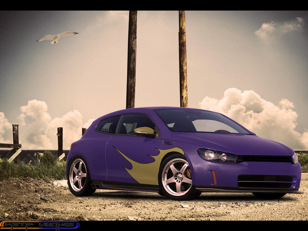 Vw Scirocco By Kotppdr