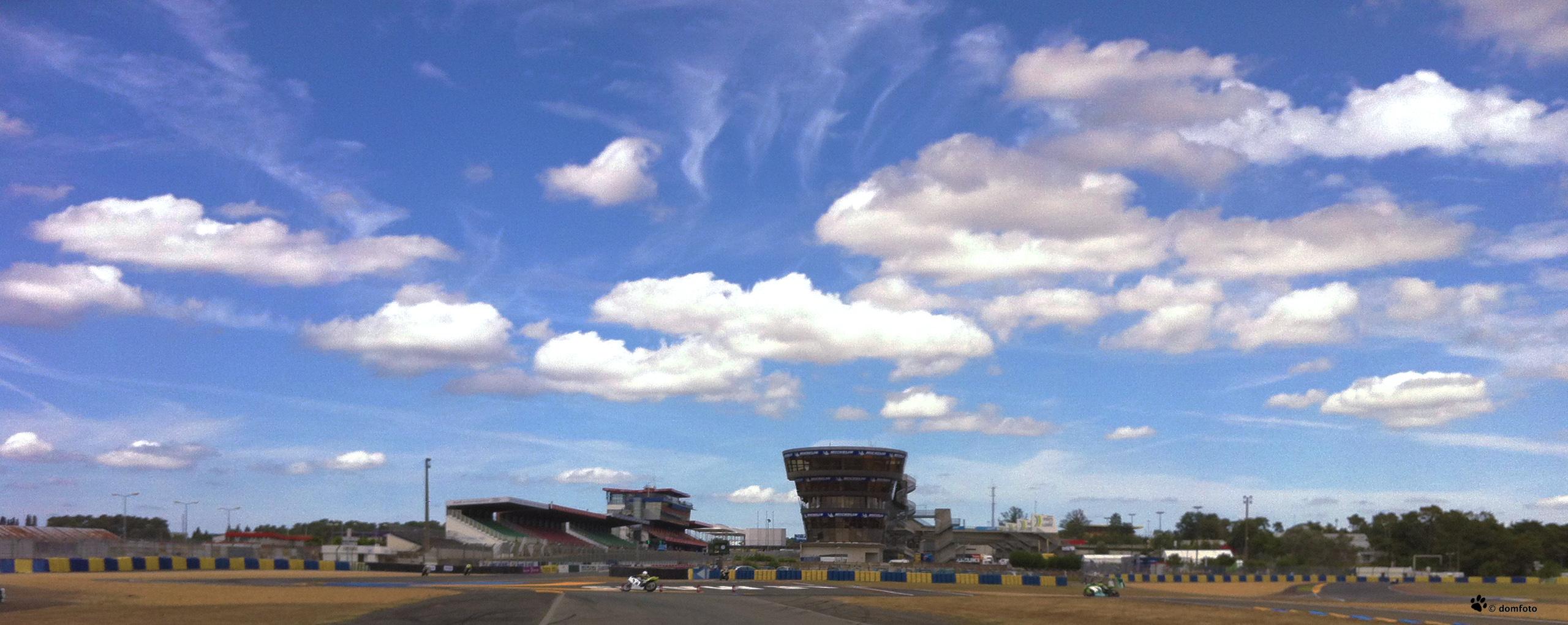 Ciel Le Mans by domfoto