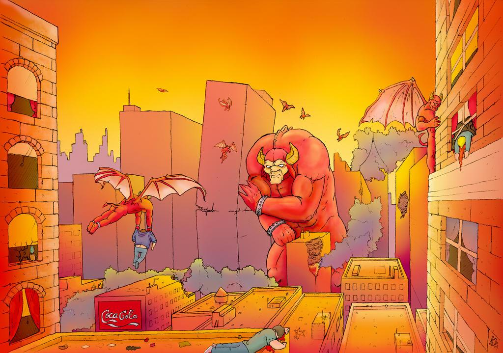 Vice city armageddon by Lundsfryd