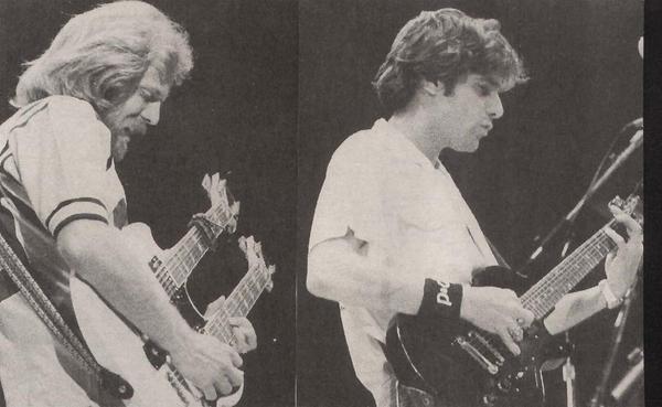 Don Felder Tour Band Members