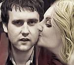 Neville and Luna Kiss