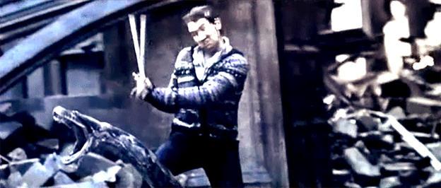 Neville Kills Nagini by ShidoLionheart