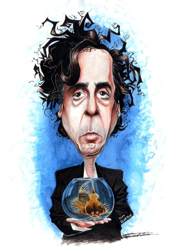 Tim Burton's Cinematic Style