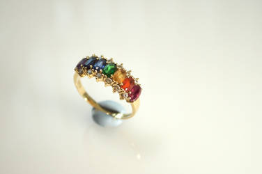 Jeweled Ring by thesmallwonder