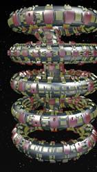 Spacestation Christmas 2