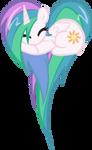 Princess Celestia Heart Pony :)