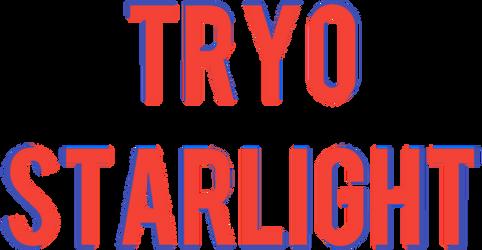 Team Tryo Starlight Name Logo