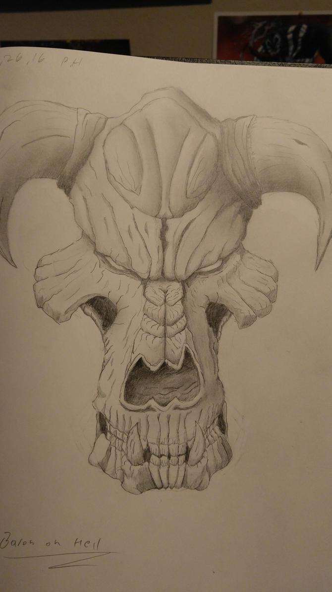 Baron of Hell (DOOM) by RicoMH777