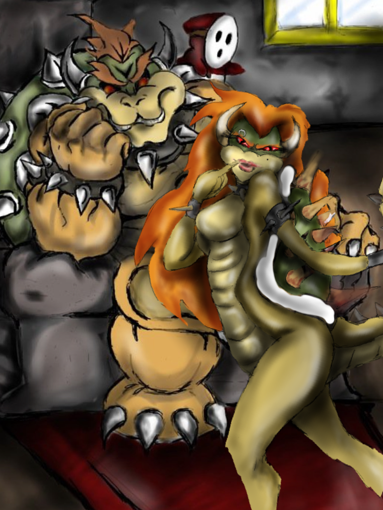giga bowser wallpaper