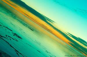 Lake Superior Sunrise 2 by maDUECEgunner