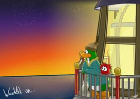 Goodbye Club Penguin...