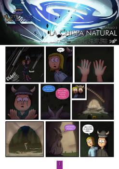 PyE: AOLDB - Capitulo 3: La Chispa Natural, pg 1
