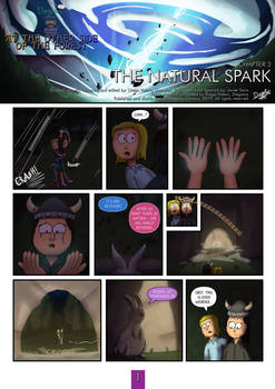 PyE: ATOSOTF - Chapter 3: The Natural Spark, pg 1
