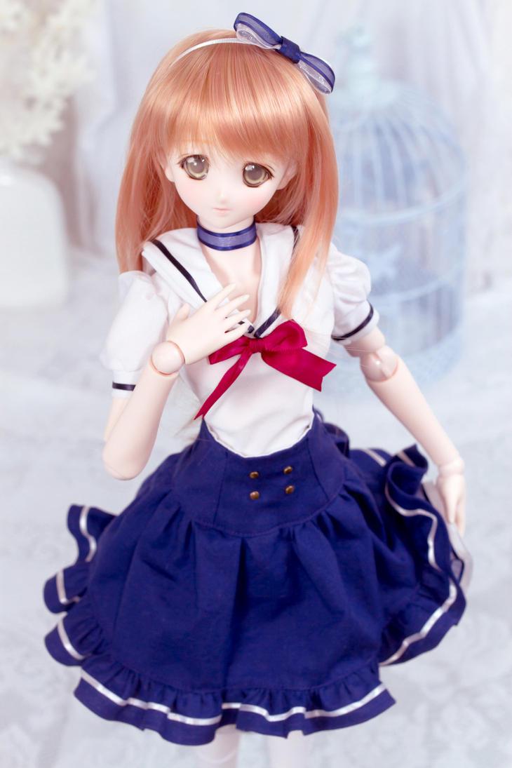Sailor Mariko by jadepixel