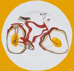 breakfastbike by mobul