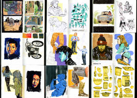 coupla pages by mobul
