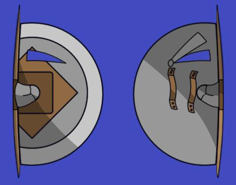Bow-Shield by Blaze-Drag