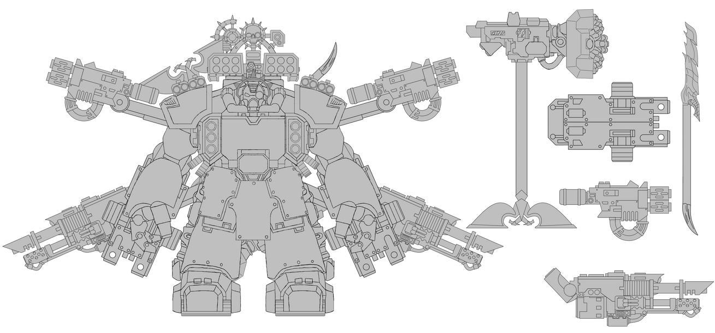 Hack Centurion by Blaze-Drag
