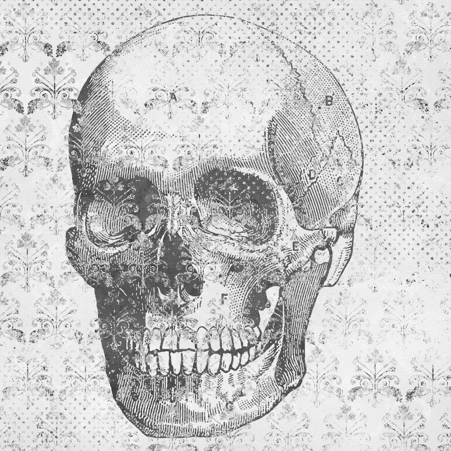 skull by makaroniczos