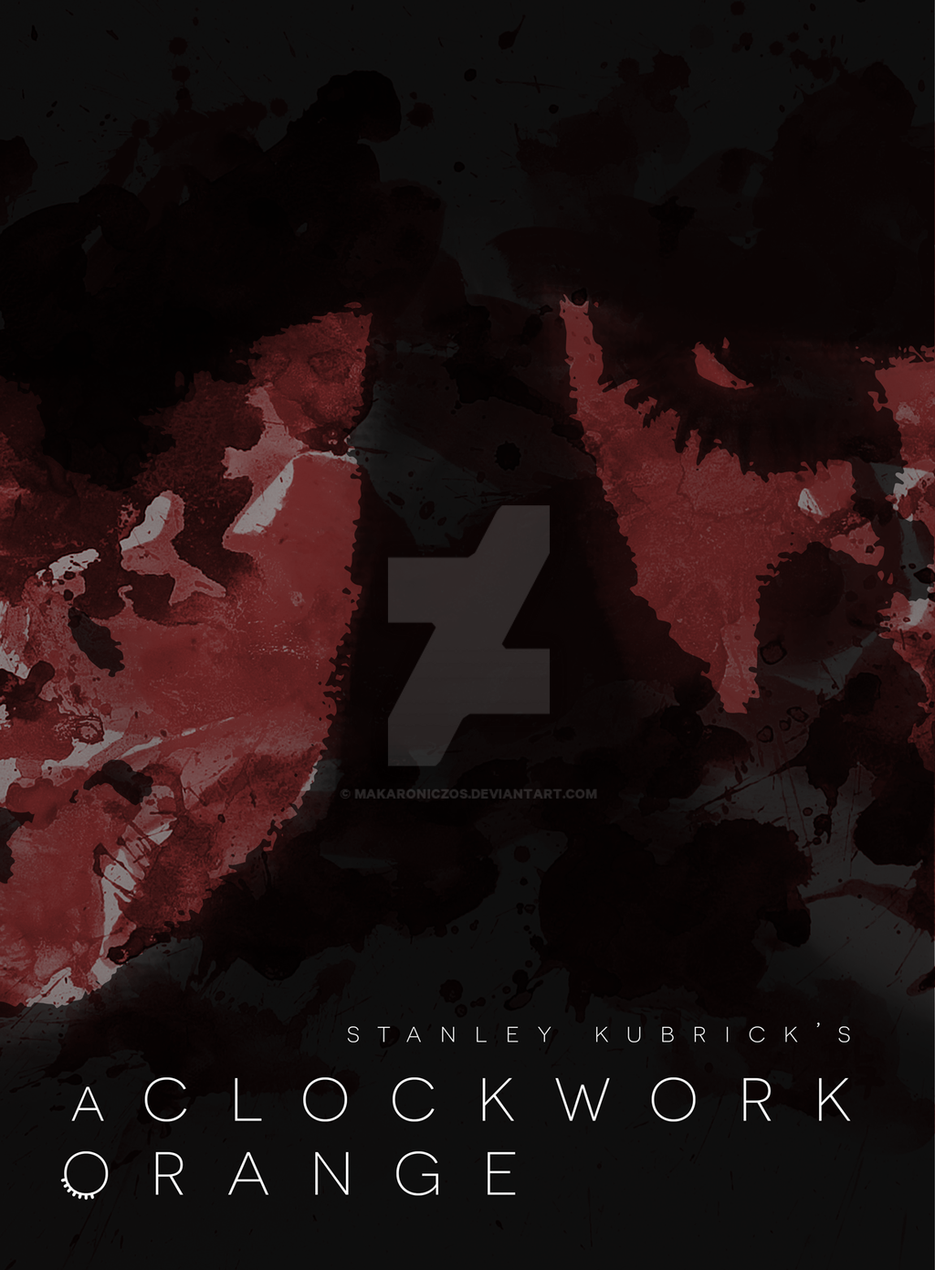 Clockwork Poster by makaroniczos