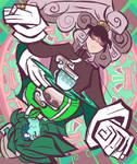 Kea and Ryo