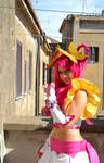 COSPLAY Yes! Pretty Cure 5 Cure Dream ( Precure )