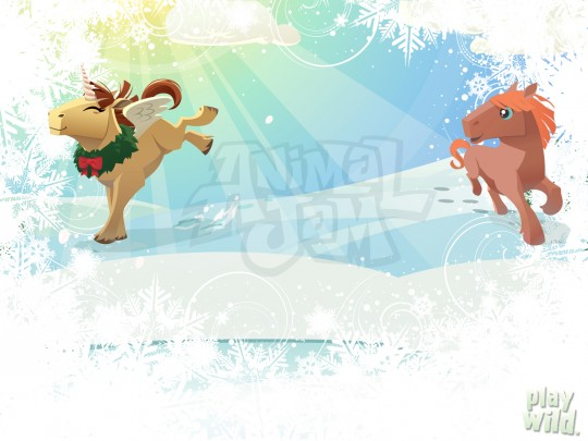 Free animal jam horse desktop background by - Animal jam desktop backgrounds ...