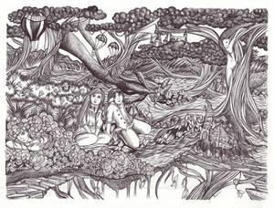 The Wondrous Grove I
