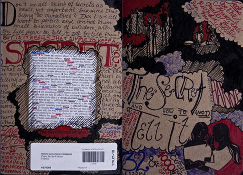 Sketchbook Project Limited Edition 2012