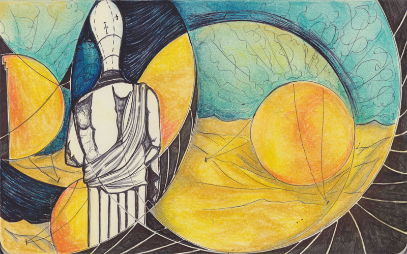 Moleskine XX - Muse About the Sun by simoneines
