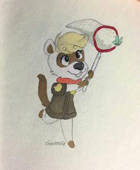 Animal Crossing Commission 1