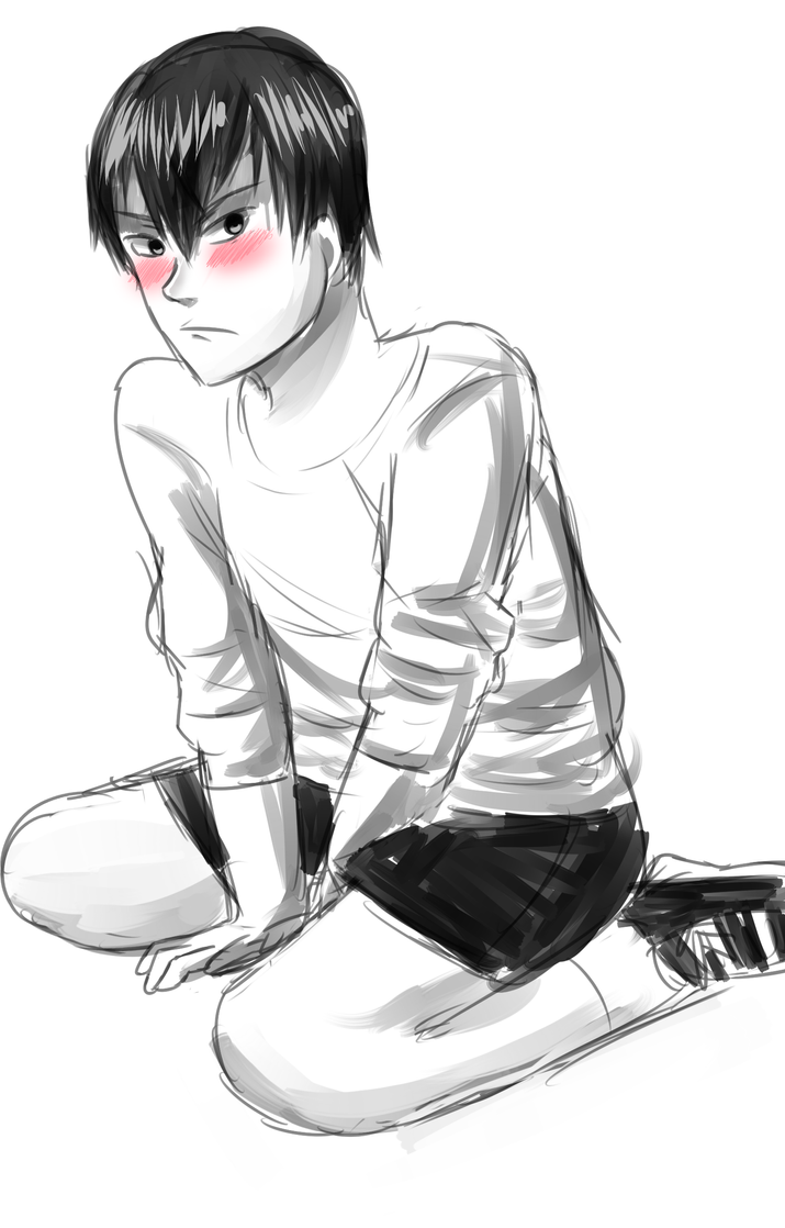 Kageyamaa by goldensaphire