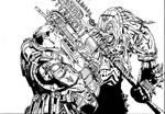 Duel of the century- Marcus Fenix vs Skorge
