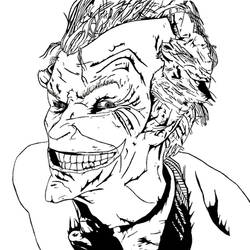 The Joker- Batman Arkham Series